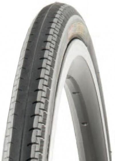 Kenda Buitenband Kontender K 196 28 X 7/8 (23 622) zw/zilver