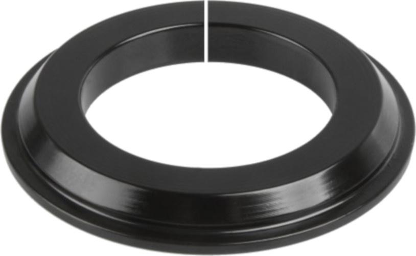 KGS voorvorkconus 50 x 30 mm aluminium zwart