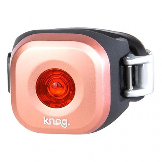 Knog Blinder Mini Dot Rear Light Copper