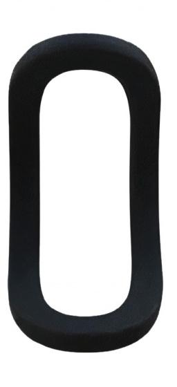 Knog bevestigingsband Blinder Mob Mini R70 zwart 27 32 mm