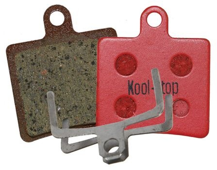 Kool Stop Schijfremblokset D550 Hope Mini T-M 2003
