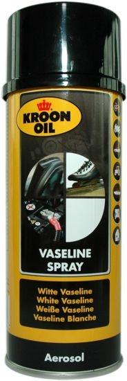 Kroon Oil witte vaseline aerosol 400 ml