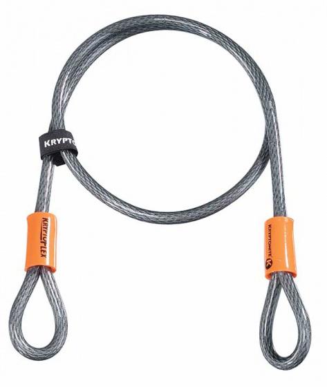 Kryptonite KryptoFlex kabelslot 1,2m Kabelsloten