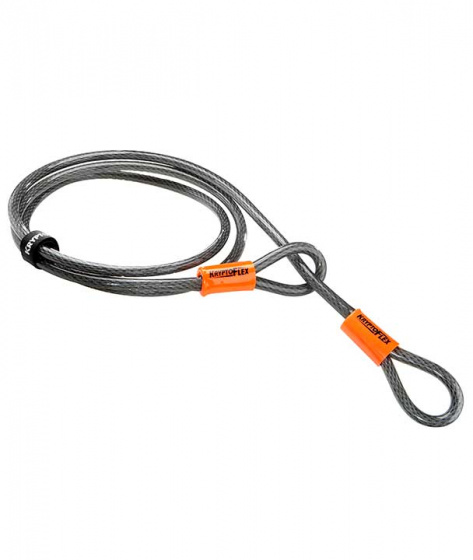 Kryptonite KryptoFlex kabelslot 2,1m Kabelsloten