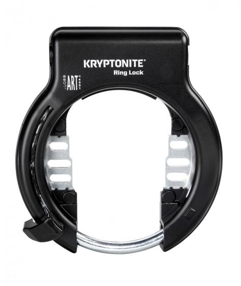 Kryptonite ringslot ART 2 18 x 21 x 3,7 cm staal zwart
