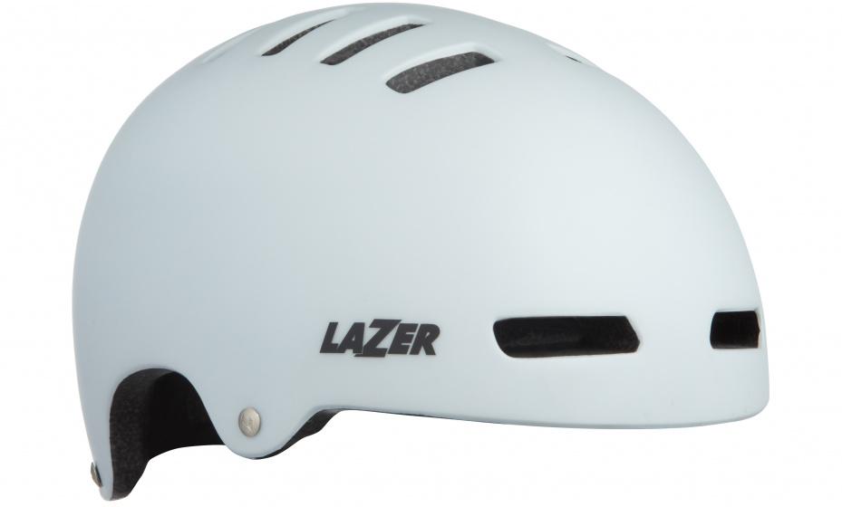 Lazer fietshelm Armor unisex schuim/mesh wit maat L