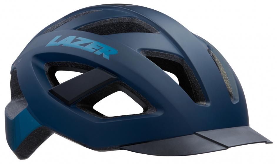 Lazer fietshelm Cameleon Mips unisex donkerblauw maat 58 61 cm