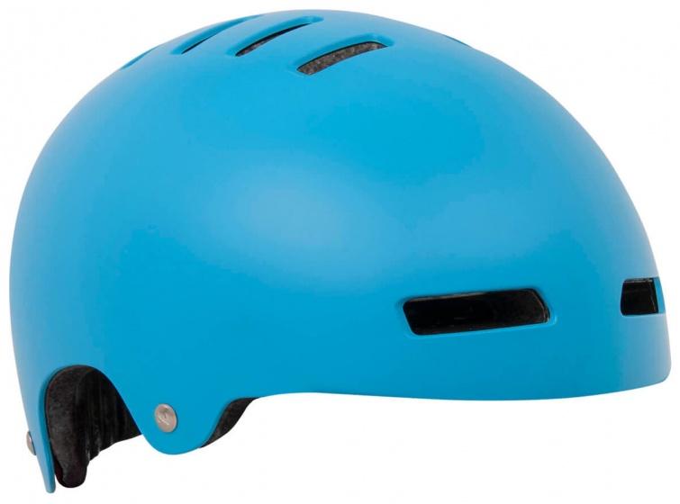 Lazer One+ fietshelm mat blauw