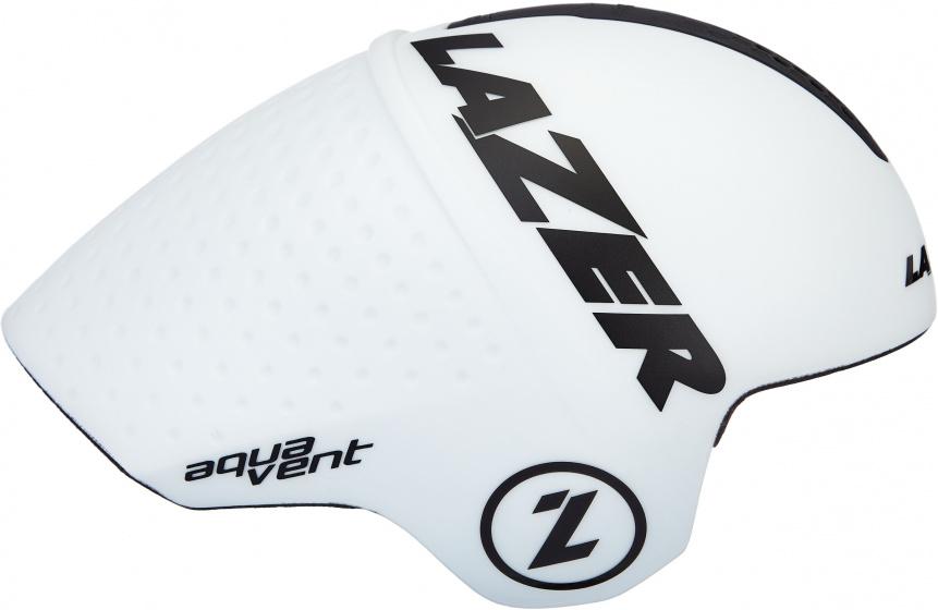 Lazer fietshelm Tardiz2 EVA wit maat 52 56 cm