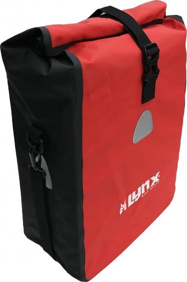 Lynx pakaftas Tarpaulin rood 16 liter