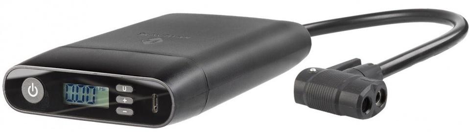 M Wave elektrische fietspomp kunststof zwart