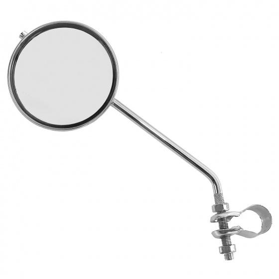 M Wave Fietsspiegel 80 mm chroom