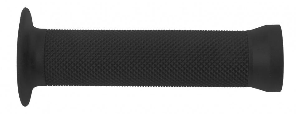 M Wave handvat BMX 130 mm rubber zwart 2 stuks