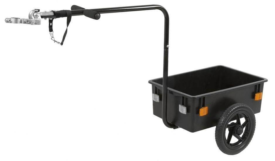 M Wave Mini Fietskar 12 Inch Unisex Zwart