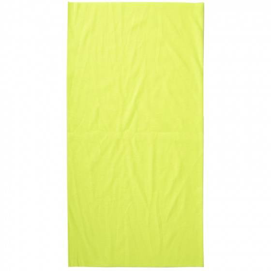 M Wave nekwarmer Neon Yellow polyester geel one size