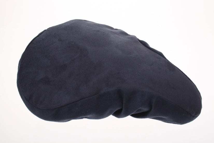 M Wave Zadeldek Primus Microvezel 260 X 230mm Blauw