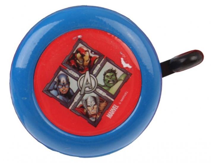 Marvel Fietsbel Avengers 55 mm Staal blauw