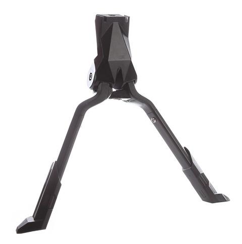 Massload standaard dubbel 28 inch kunststof zwart
