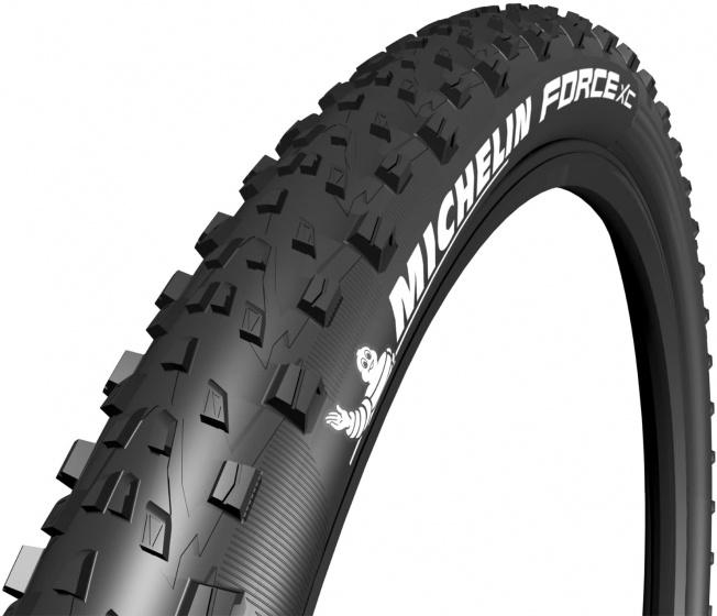 Michelin buitenband Force XC 27.5 x 2.25 inch (57 584) zwart