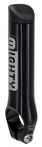 Mighty Handvatten Bar BE 59 Aluminium Zwart Per 2 Stuks
