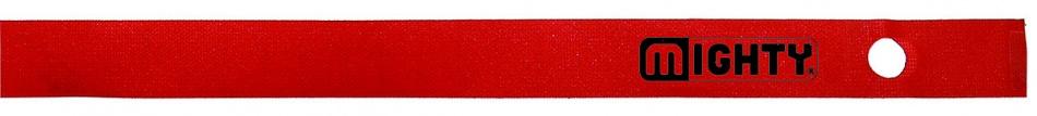Mighty Velglint 2 meter x 20 mm rood per 2 stuks
