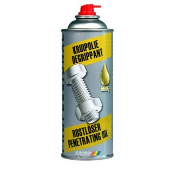 Motip creep oil spray can 400 ml