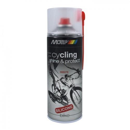 Motip reiningingsmiddel cycling shine en protect 400 ml