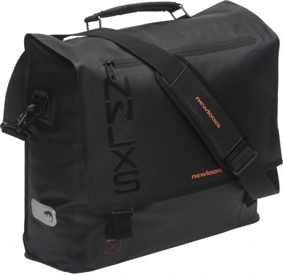 New Looxs pakaftas Varo Messenger enkel schoudertas 15 liter zw