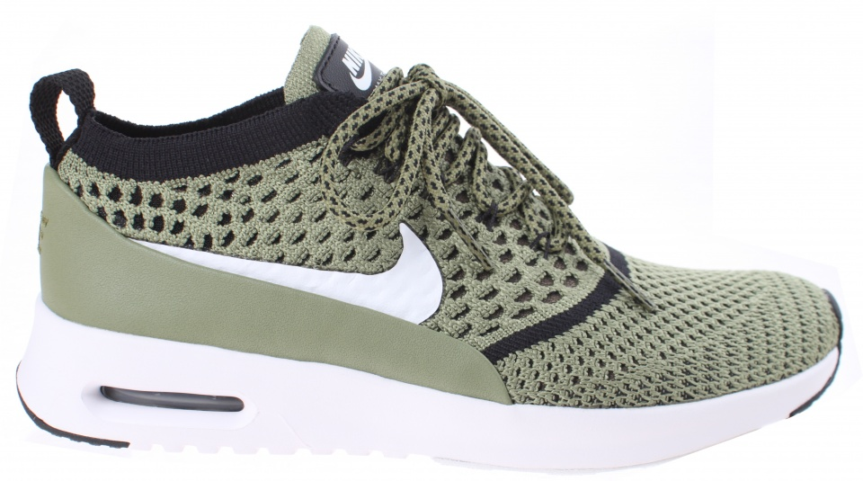 huge selection of 39109 fcaba sneakers Air Max Thea Ultra Flyknit ladies green