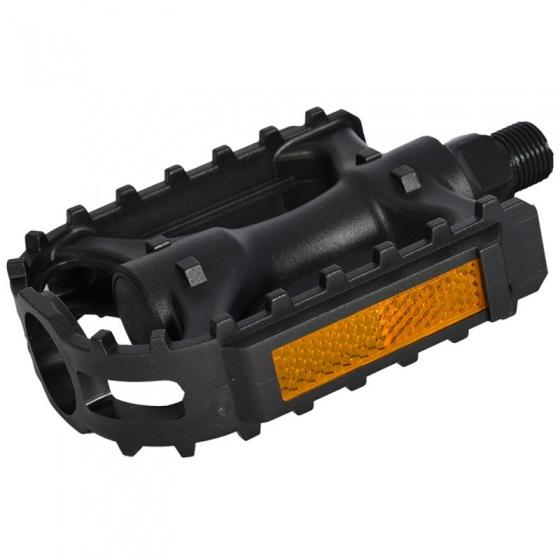 OXC pedalen Resin MTB 95 mm zwart bulk set