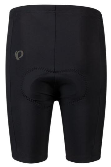 Pearl Izumi fietsbroek Quest Junior polyester/elastaan zwart maat S