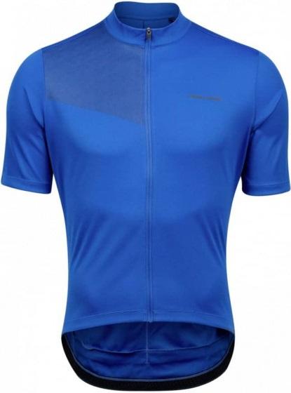 Pearl Izumi fietsshirt Tour heren polyester blauw maat L