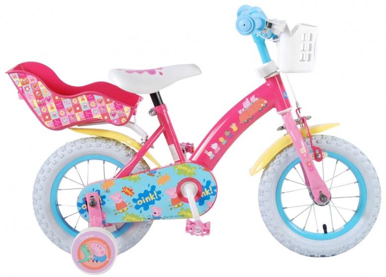 Nickelodeon Peppa Pig 12 Inch 21,5 Cm Meisjes Terugtraprem Roze online kopen