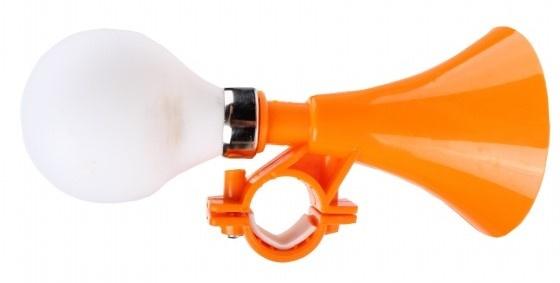 Pexkids fietstoeter 160 mm oranje