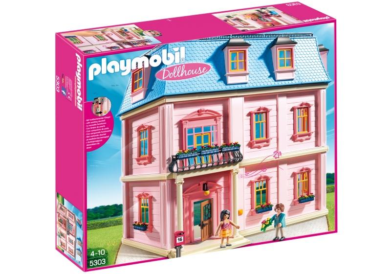 PLAYMOBIL Dollhouse: Mansion (5303) - Giga-Bikes Tilburg
