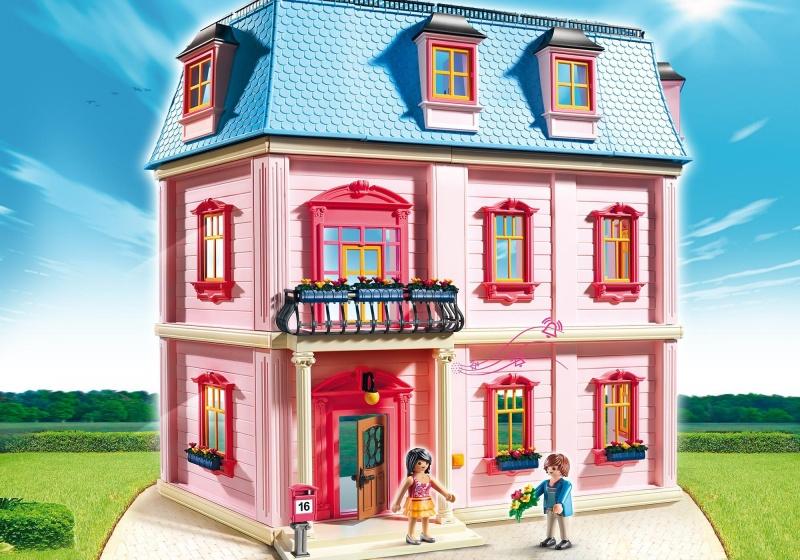 PLAYMOBIL Dollhouse: Herenhuis (5303) - Giga-Bikes Tilburg