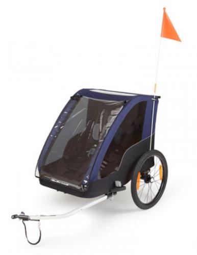 Polisport Kidcar 20 Inch Unisex Grijs/Blauw