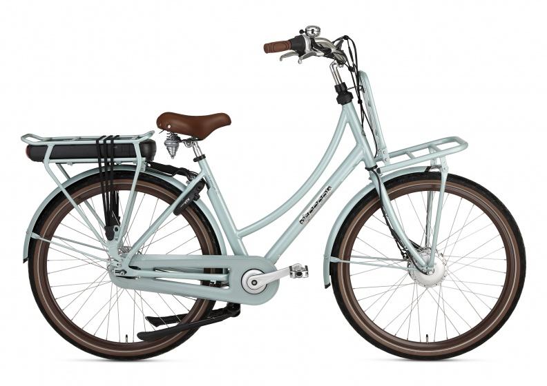 Popal Prestige E 28 Inch 50 cm Dames 7V Rollerbrake Groen