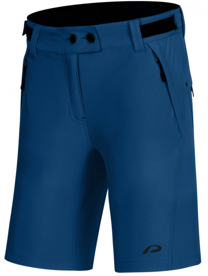 Protective fietsbroek P After Hour dames polyamide blauw mt 48
