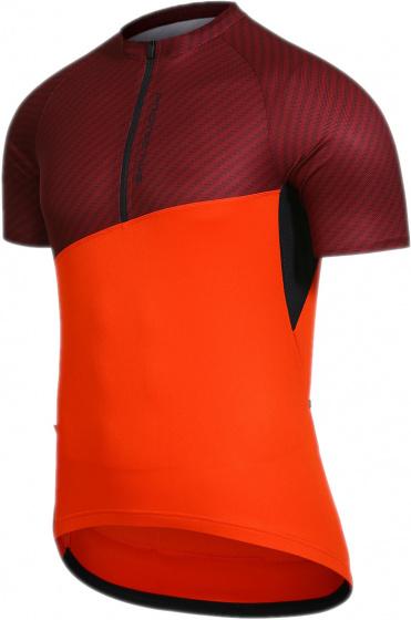 Protective fietsshirt P So High heren polyester rood mt 5XL
