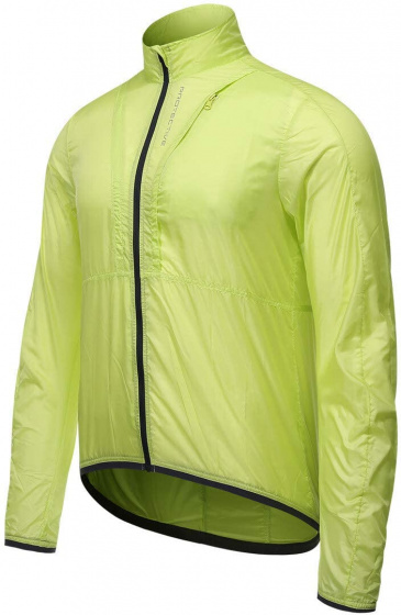 Protective windjack P Rise Up heren polyester lime maat M