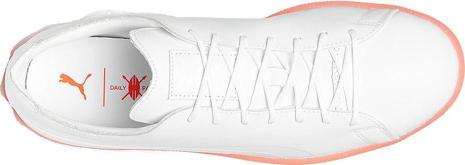 Puma Sneakers Dp Partie Wit Bord Brut Heren QsTw1189Y
