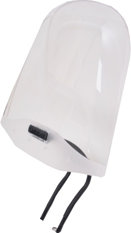 Qibbel Windscherm Basiselement Q180 Zonder Flap