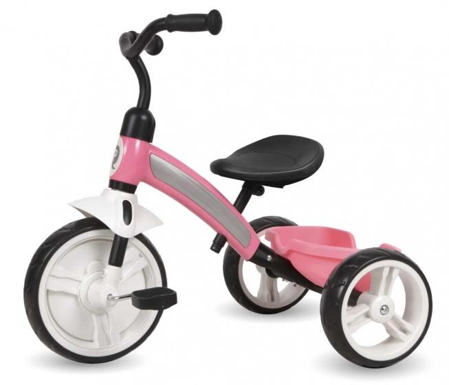 QPlay driewieler Elite Junior Roze