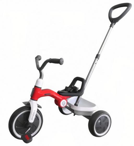 QPlay Trike Tenco Junior Rood/Wit
