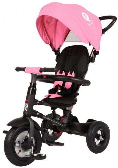 Qplay Rito Air Deluxe Meisjes Zwart/roze online kopen