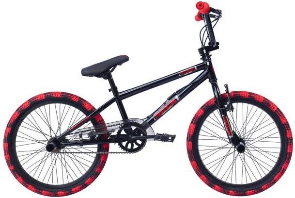 Rock Freestyle 20 Inch 28 Cm Junior V-brakes Zwart/rood online kopen