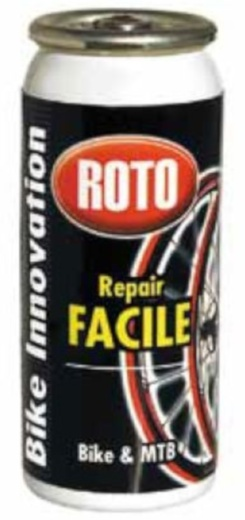 Roto Facile Bandenplak Latex Cartridge