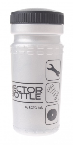 roto tools. Roto Tools Bottle Silver 600ml