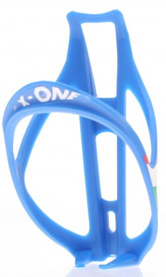 Roto X One Kunststof Bidonhouder 25 Gram Blauw